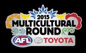 AFL Multicultural Round 2015 logo