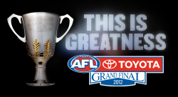 AFL Finals 2012 - This Is Greatness