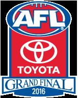 AFL Grand Final 2016 logo