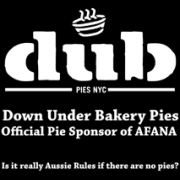 Receive 10% off your order on meat pies for the Grand Final with code AFANA17