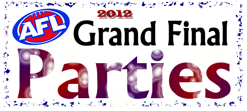 2012 AFL Grand Parties AFANA Logo