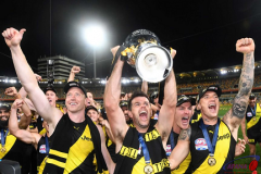 Tigers win premiership in Brisbane