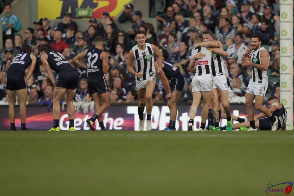 Collingwood Goals