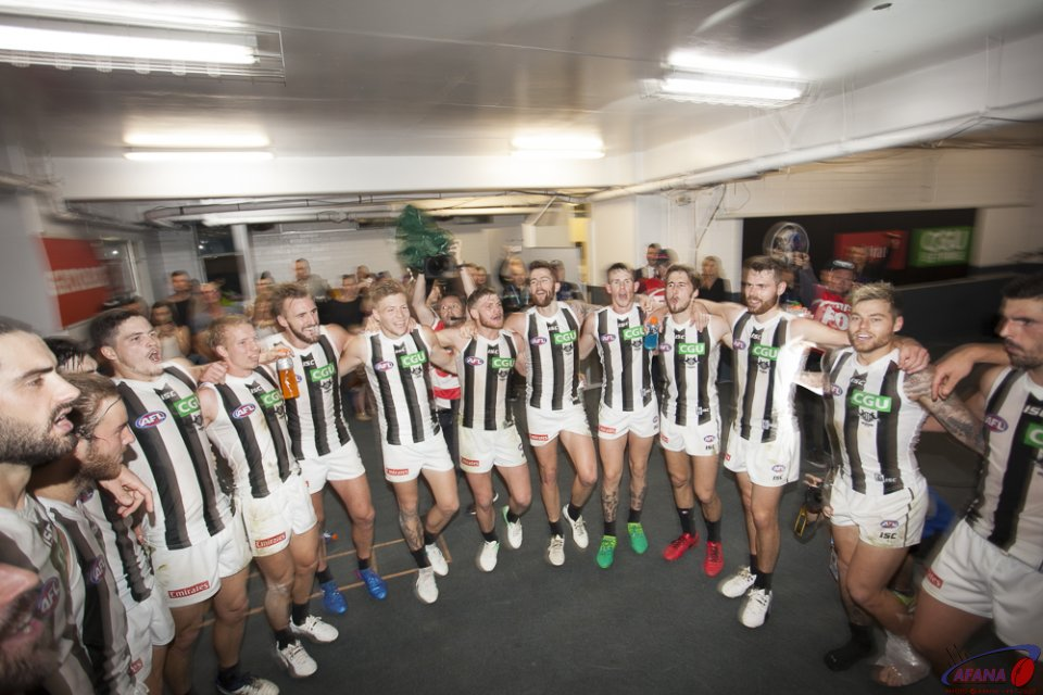 Collingwood Win