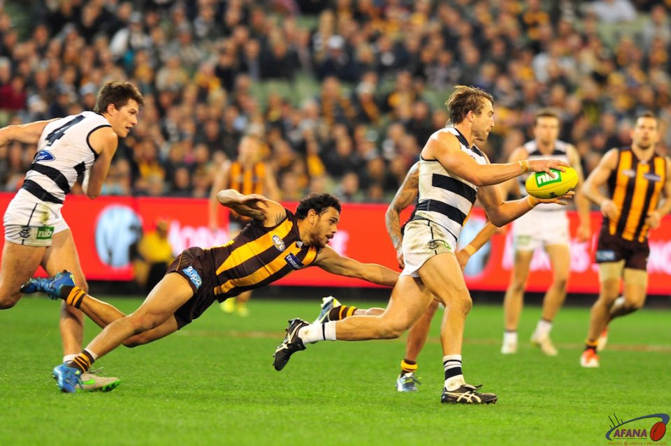 Cyril runs down Enright