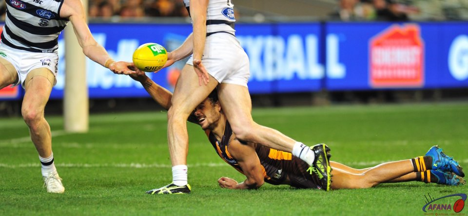 Rioli third effort