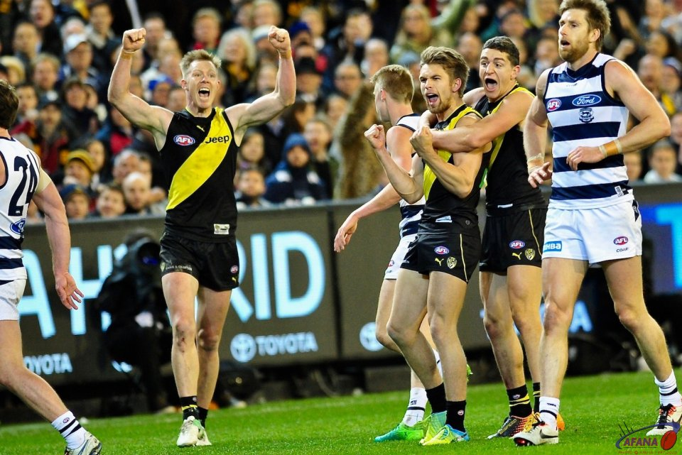 Tigers win through to the Preliminary final