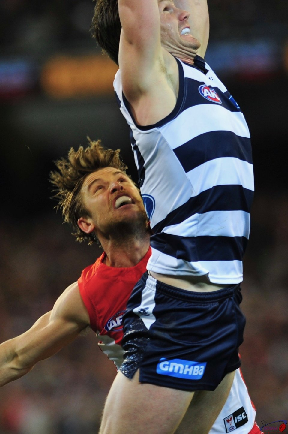 Dangerfield outmarks Rampe