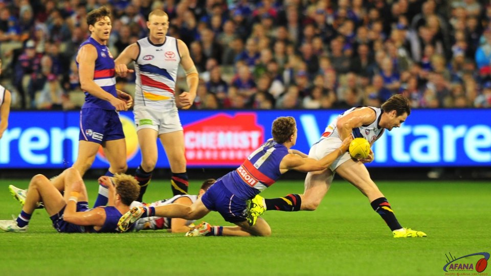 Dangerfield too strong for McRae