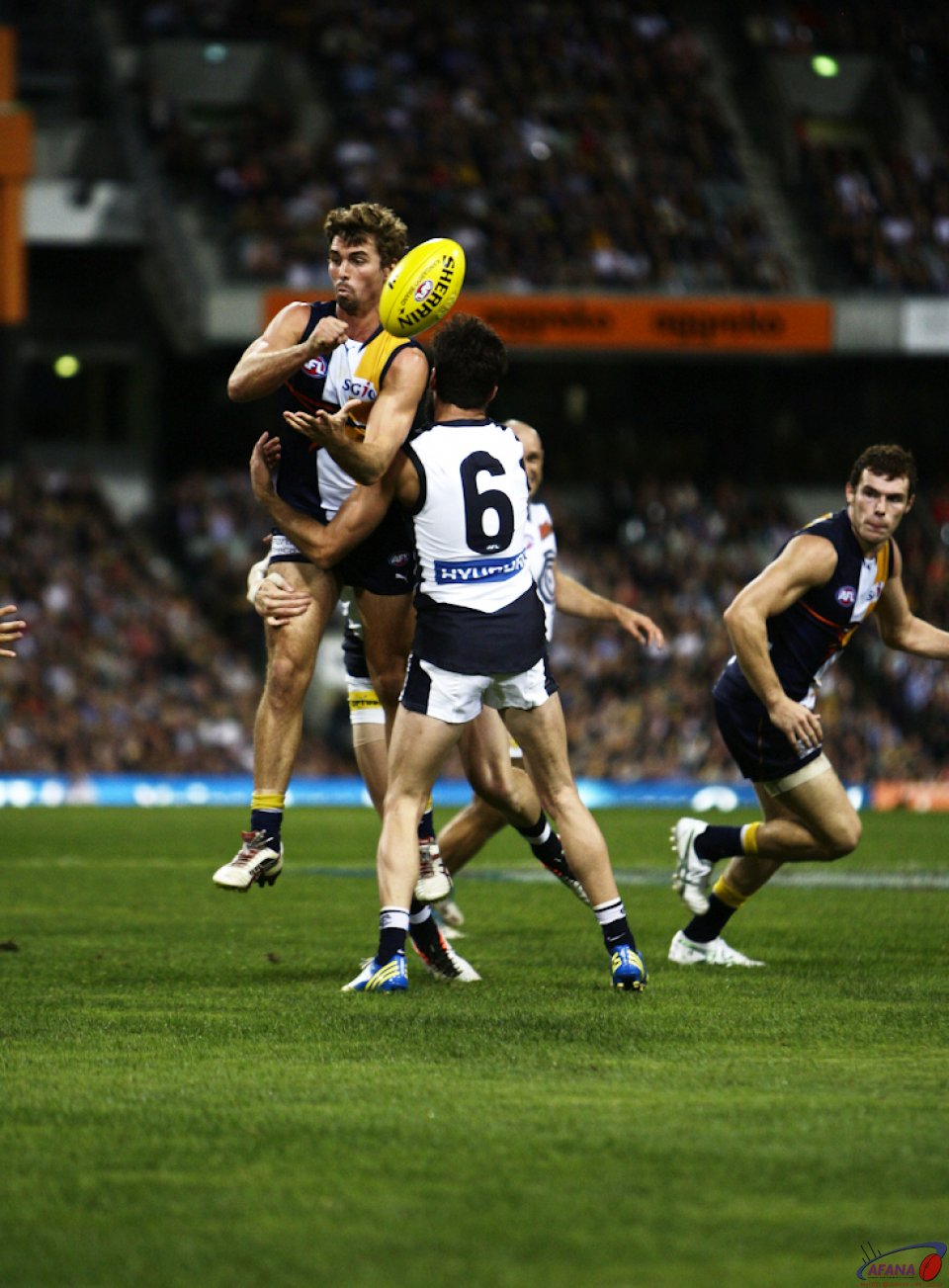 Cripps With Ball