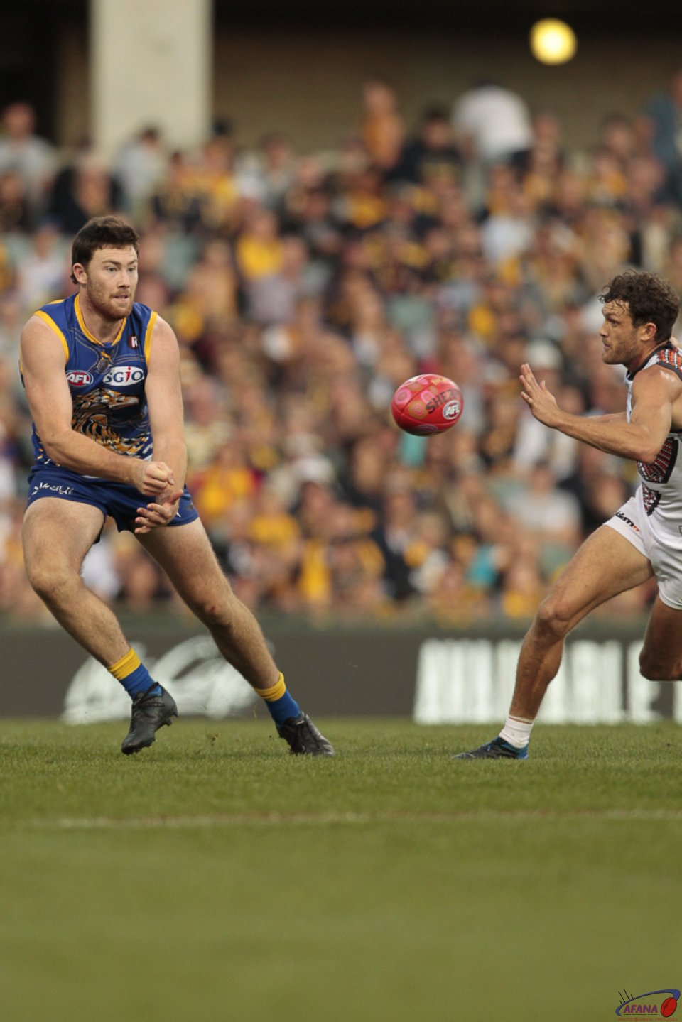 McGovern Defends