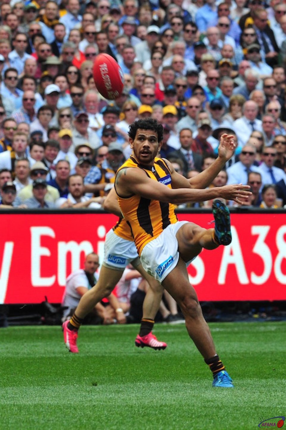Cyril's snap misses