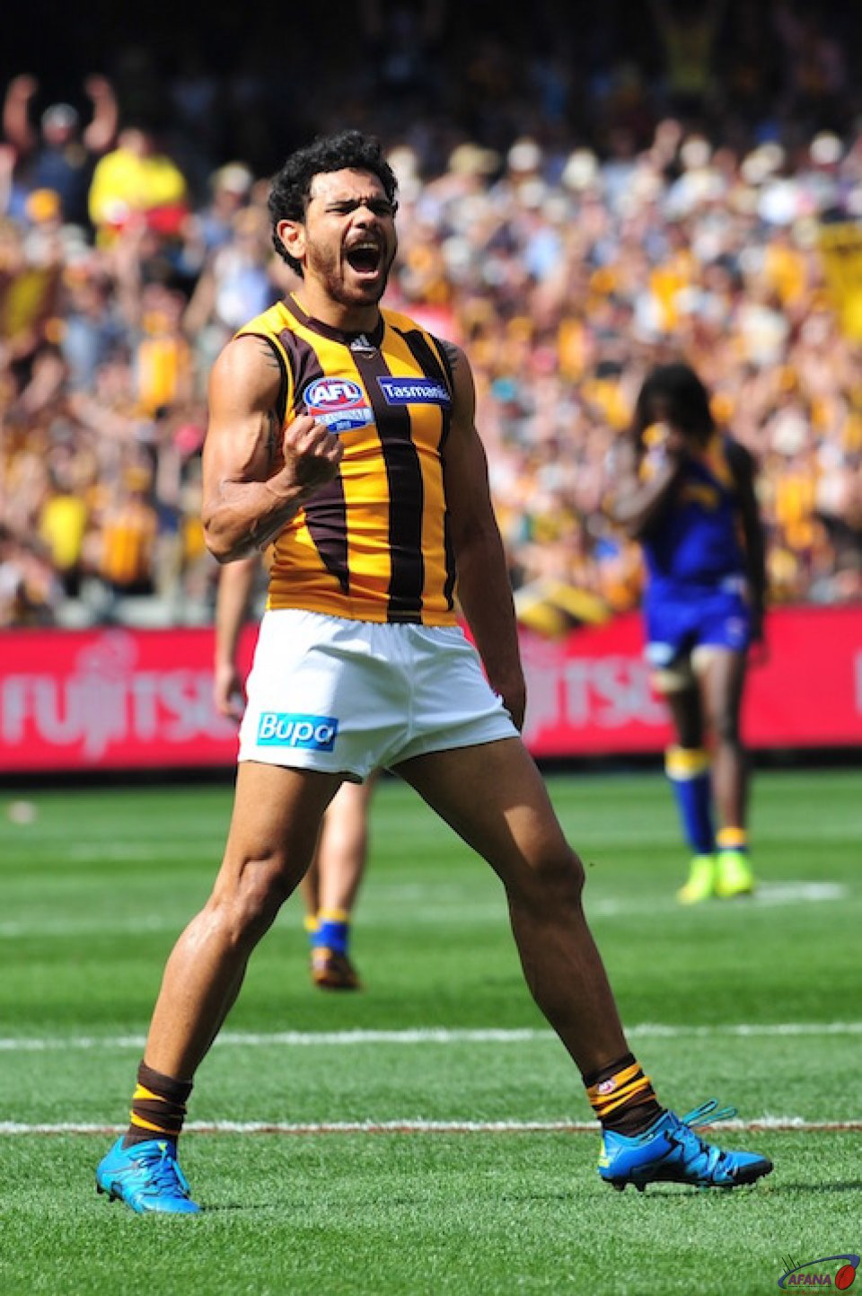 Rioli bags another goal