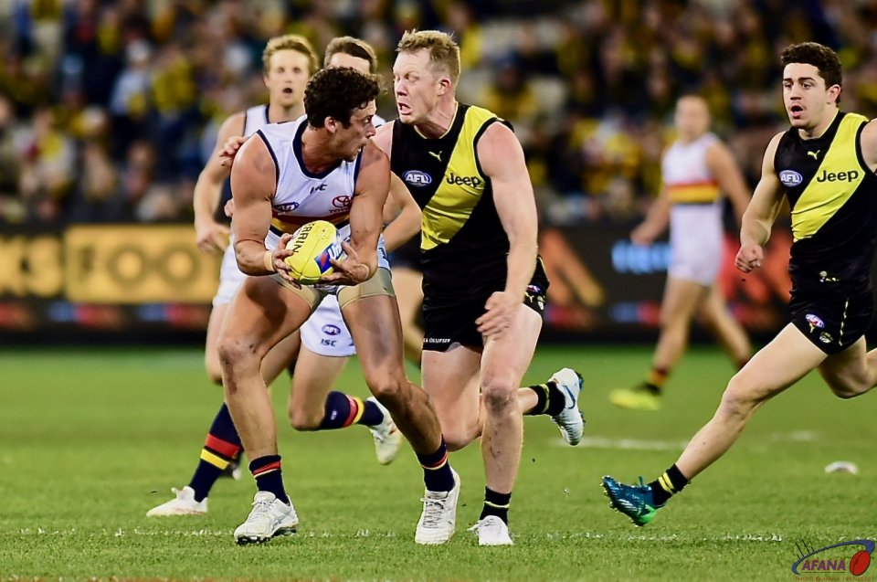 Riewoldt on Hartigan