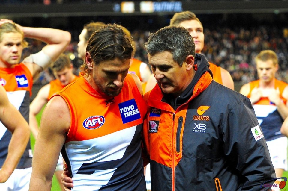 Camerson chats to Griffin