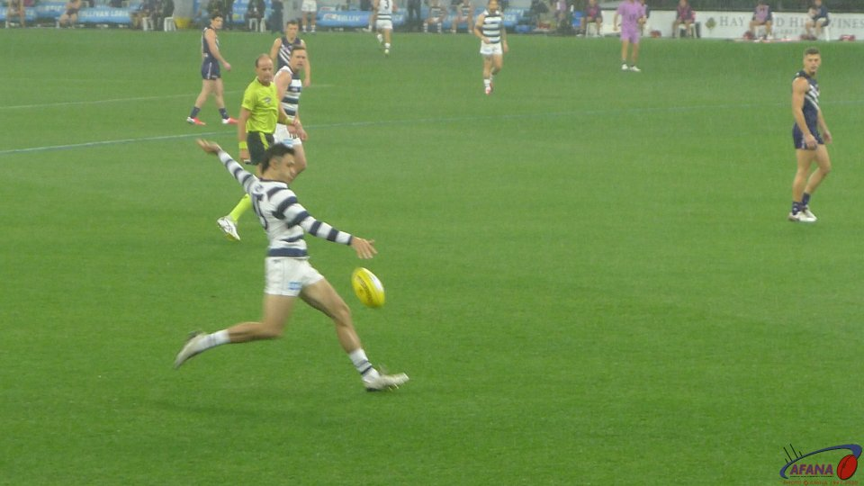 First Goal in AFL