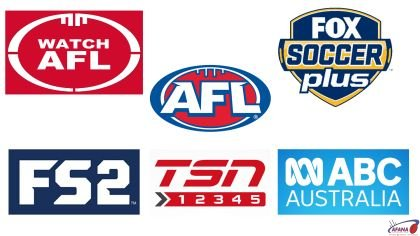 TV Channels for AFL in North America