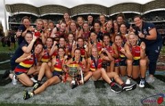 Crows 2019 womens premiers