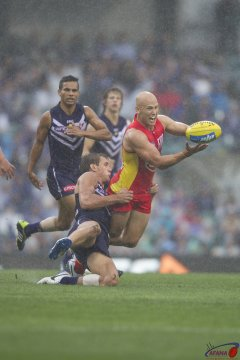 Ablett In The Rain