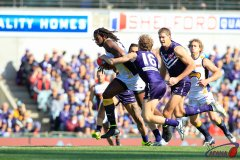 Naitanui Makes Break
