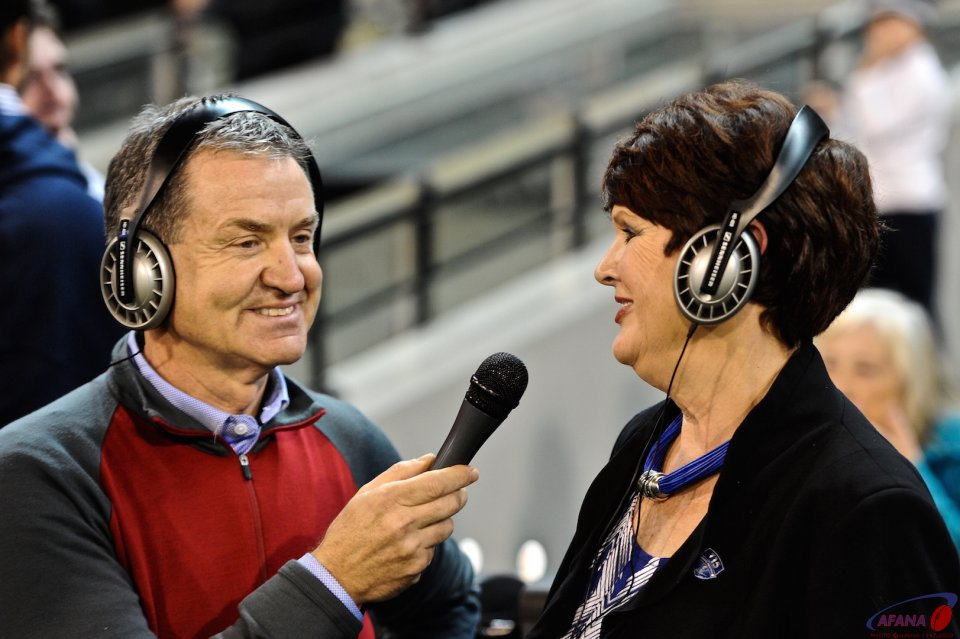 Dr Peter Larkins chats to Nannette Malthouse about her 715 games with Mick