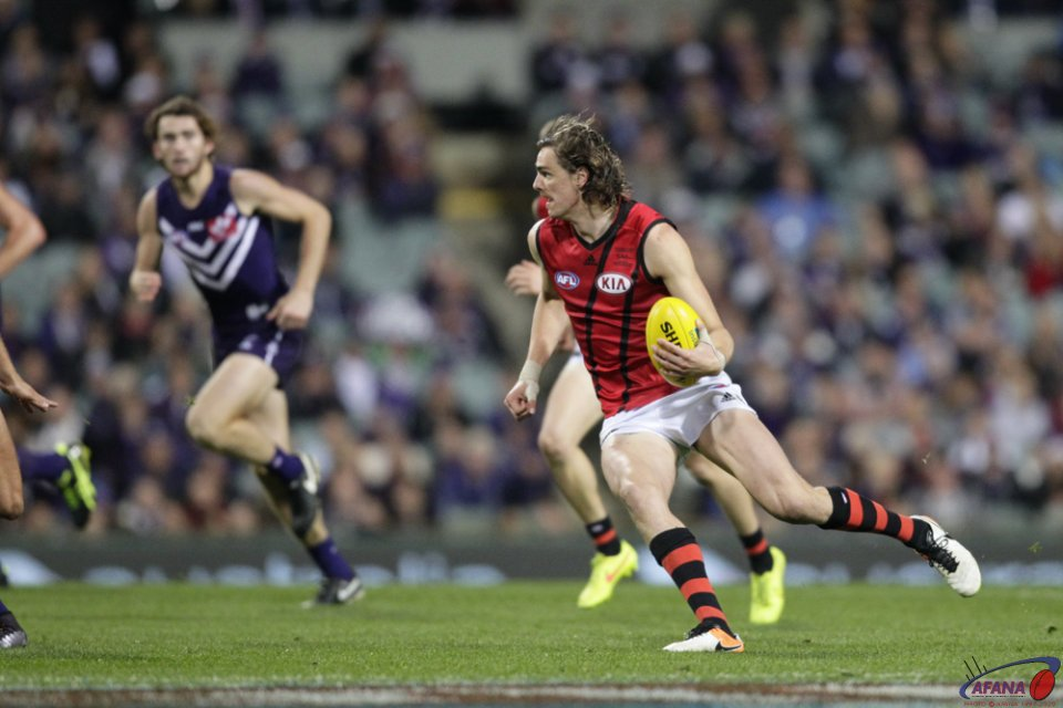 Daniher In Possesion