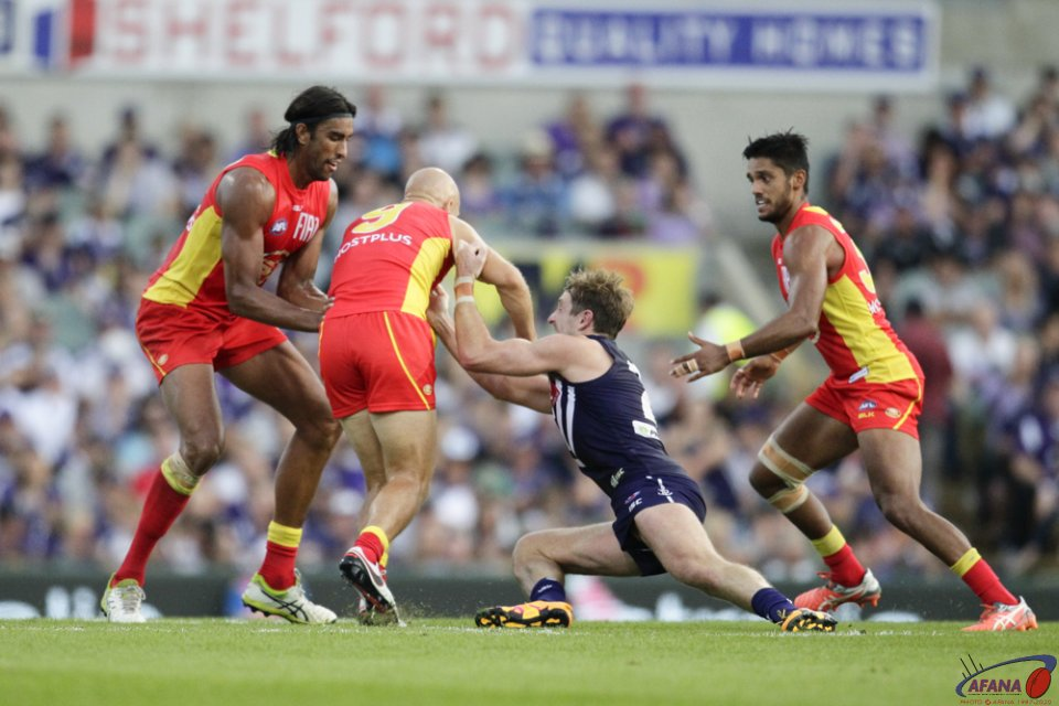 Ablett Tackled
