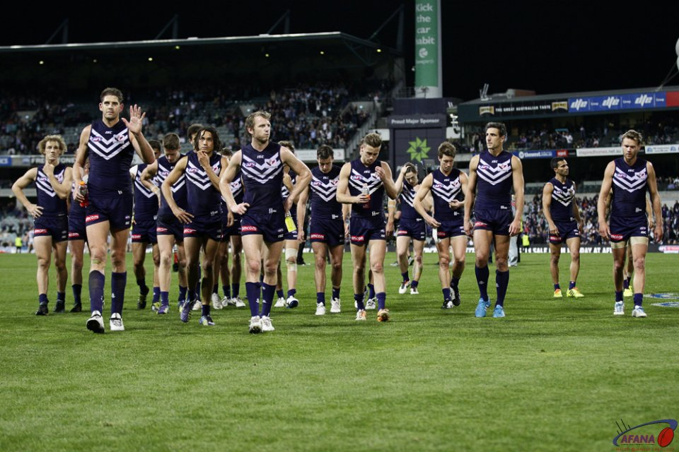 Fremantle Lose Power