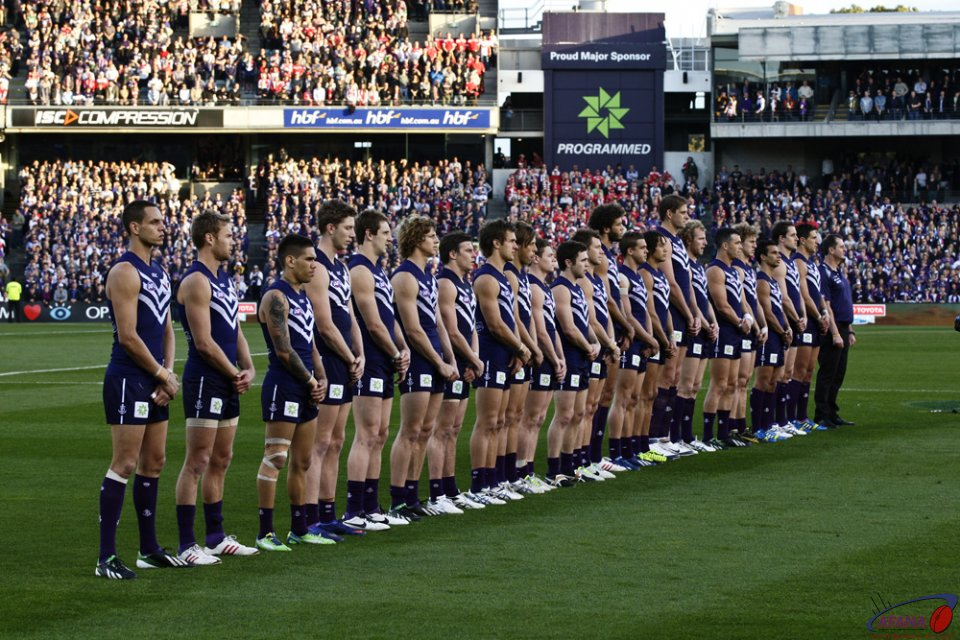 Fremantle Line Up