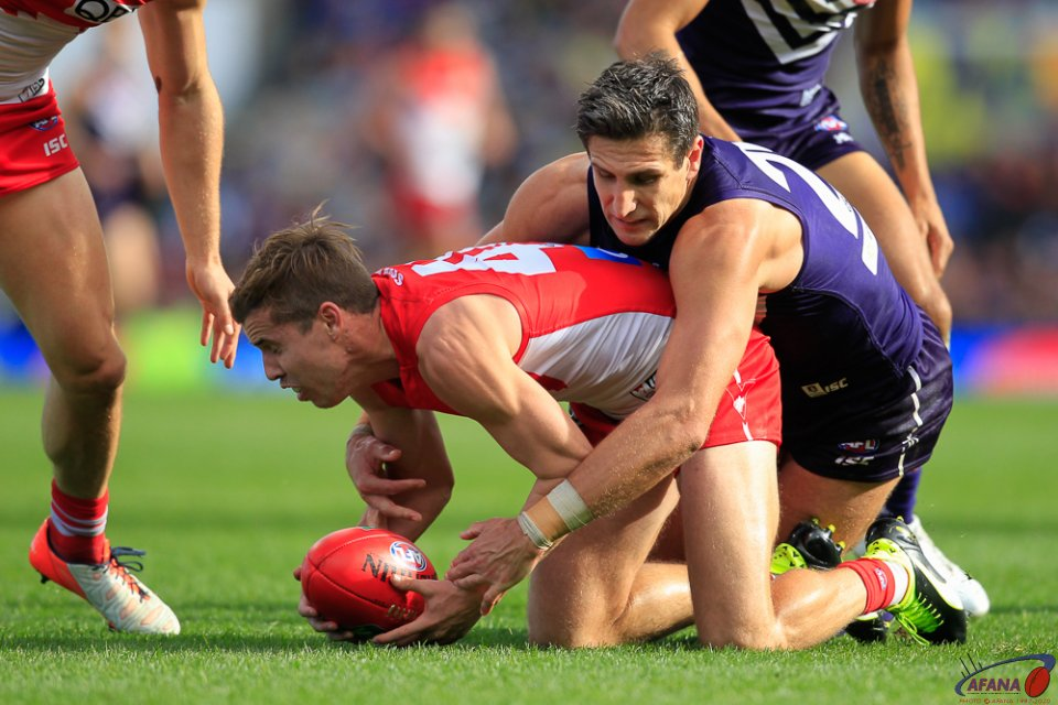 Pavlich Tackles
