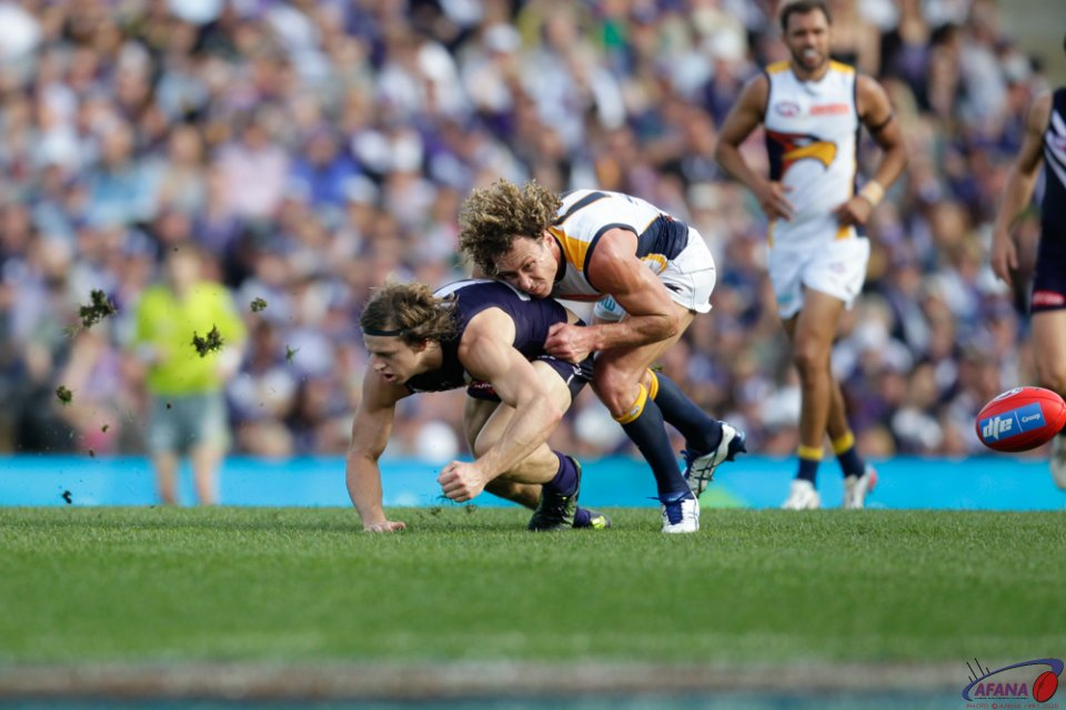 Fyfe Tackled