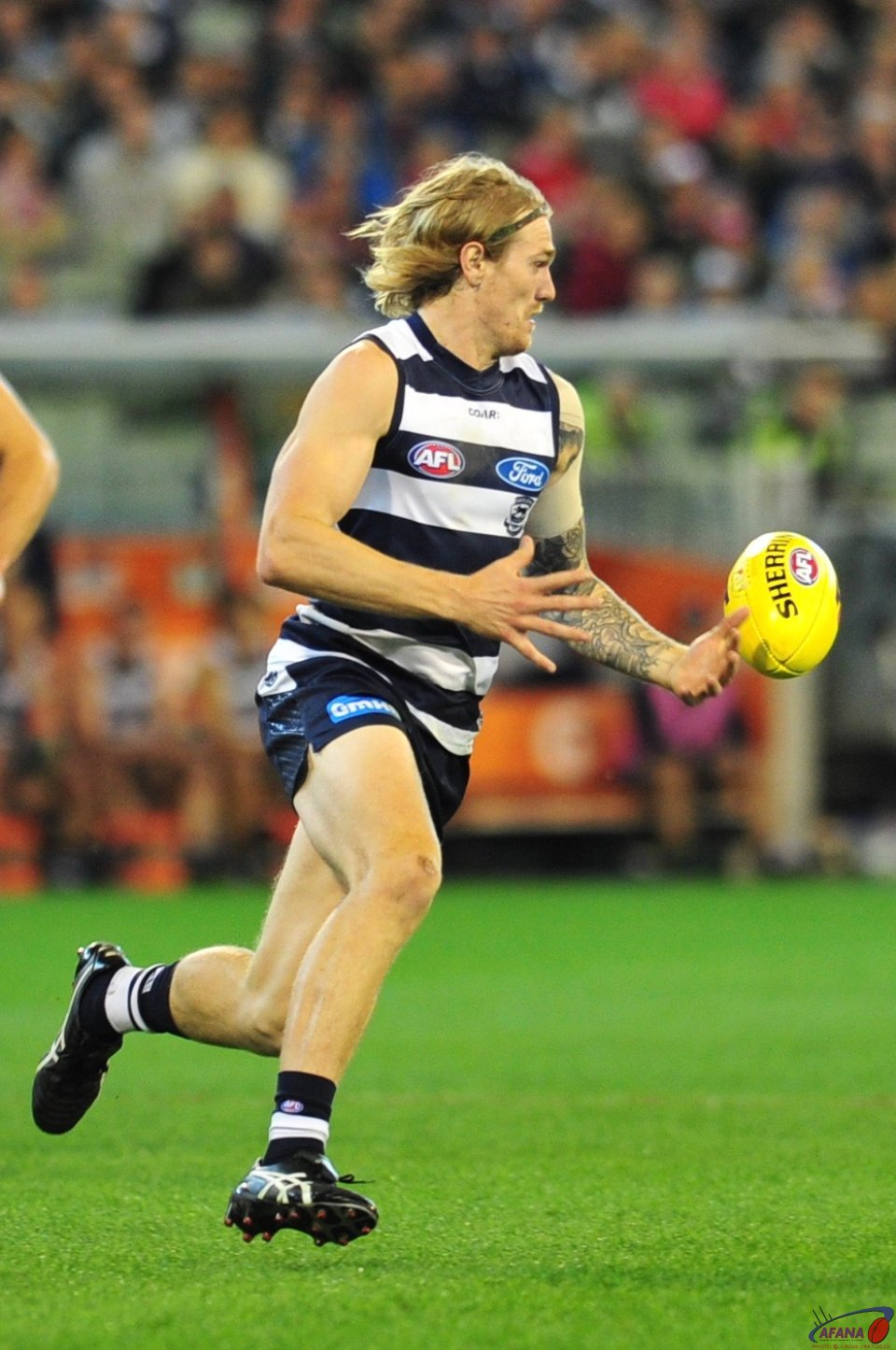 Tom Stewart moves out of defence