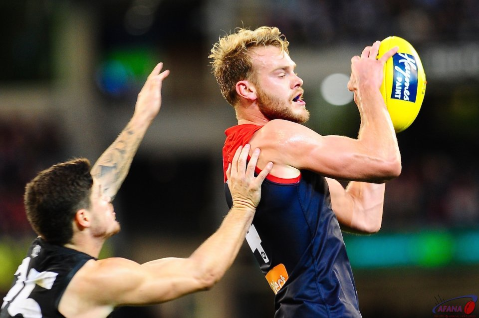 Jack Watts steps up and marks another