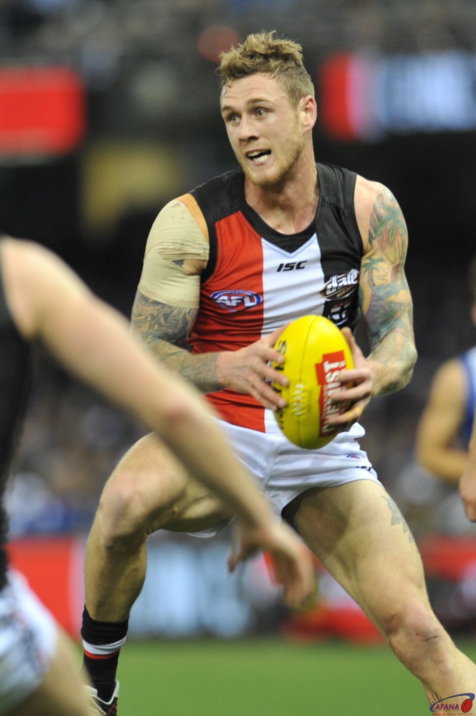Tim Membrey on the move