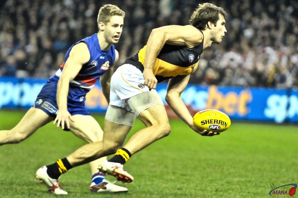 Alex Rance intercepts