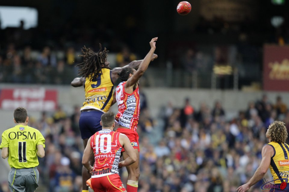 Ruckmen Battle