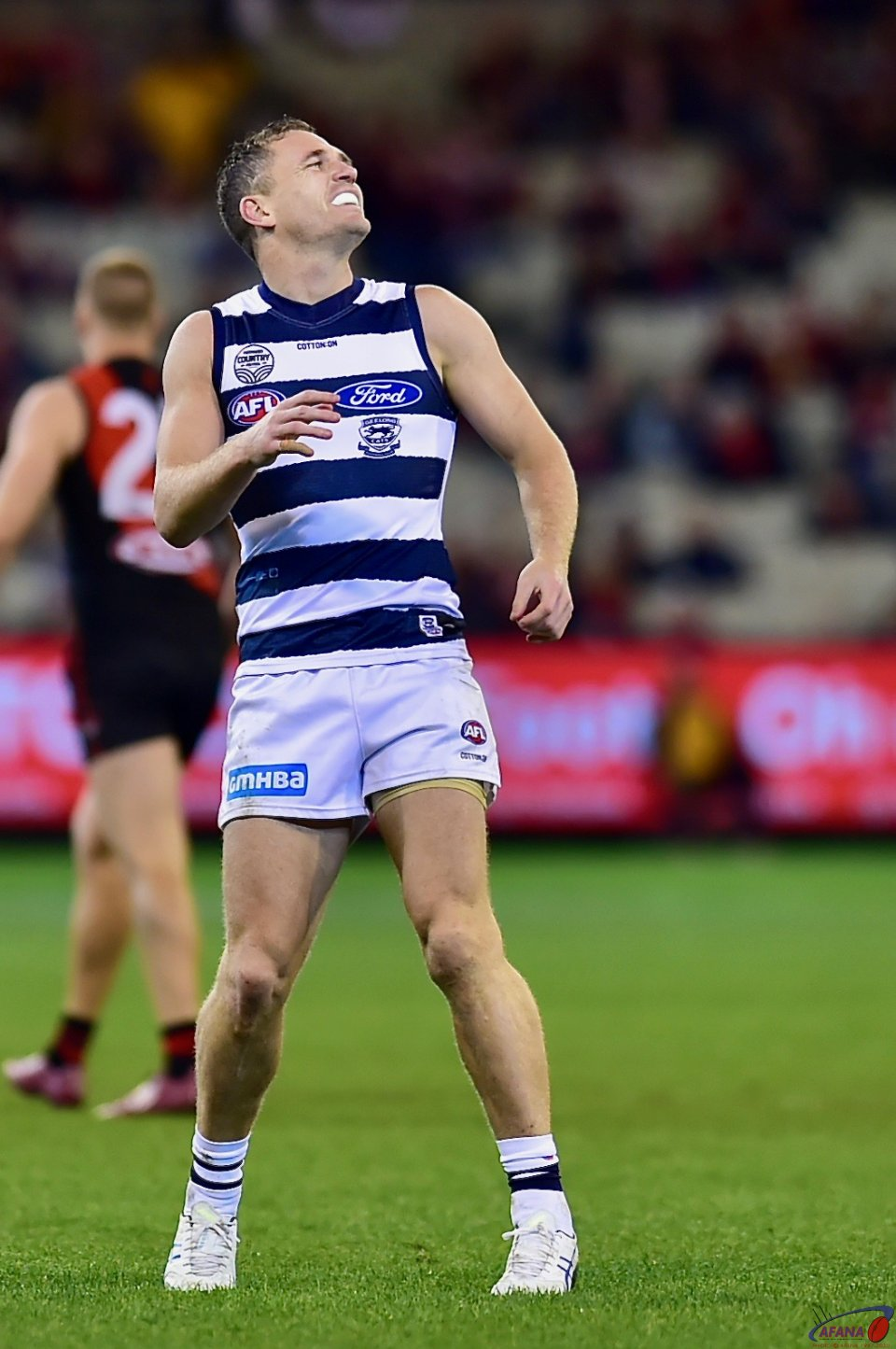 Selwood misses.