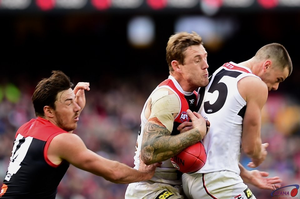 Tim Membrey clutch mark