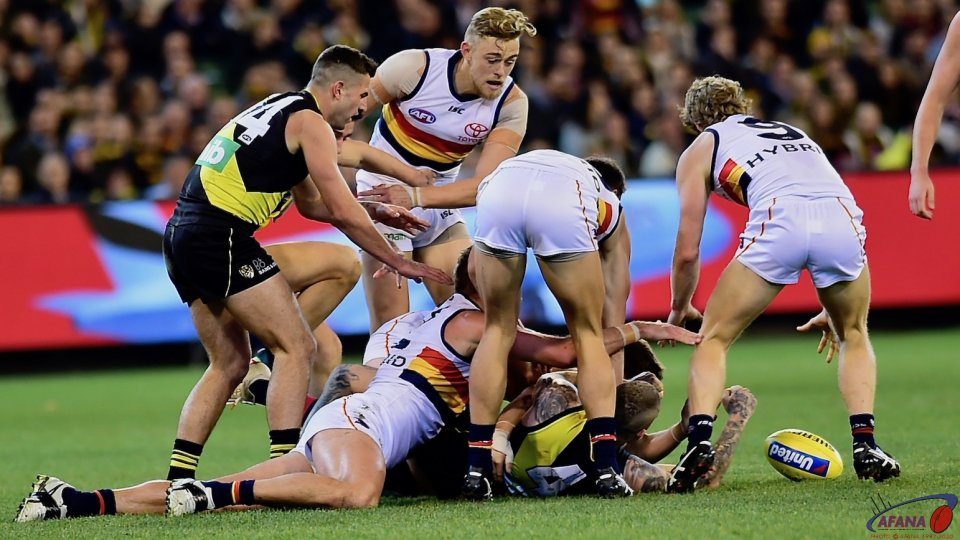 Crows pile on Martin