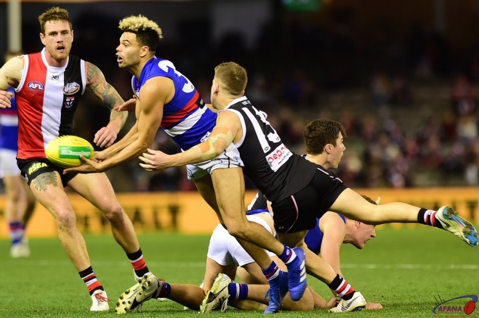 Jason Johannisen and Jack Lonie