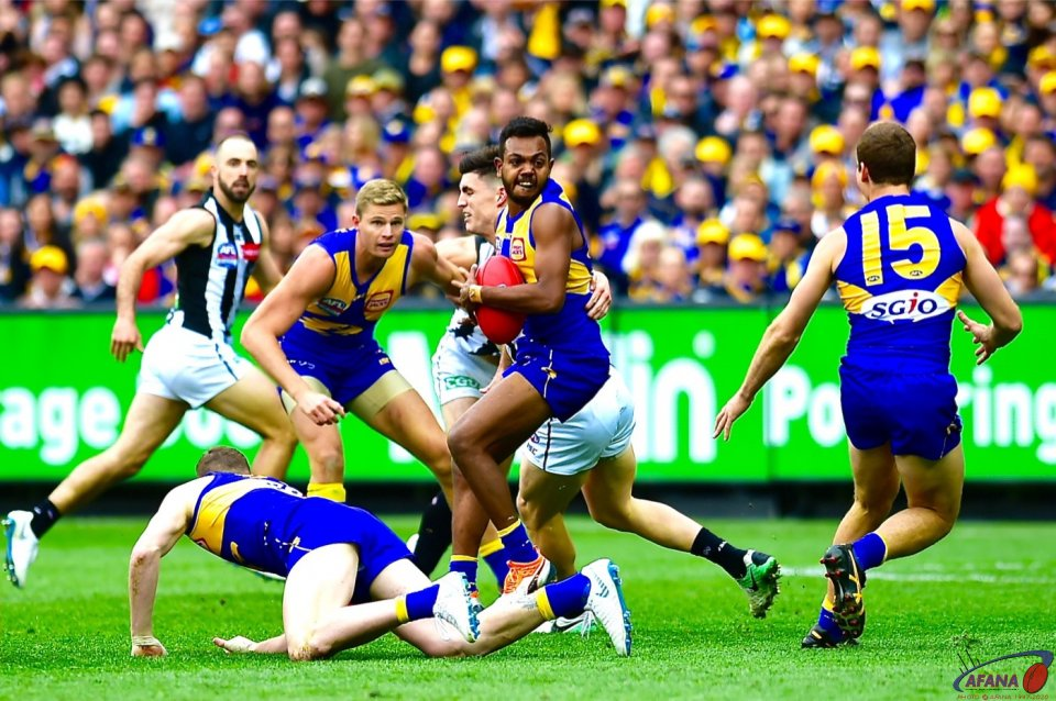 Willie Rioli and Jamie Cripps
