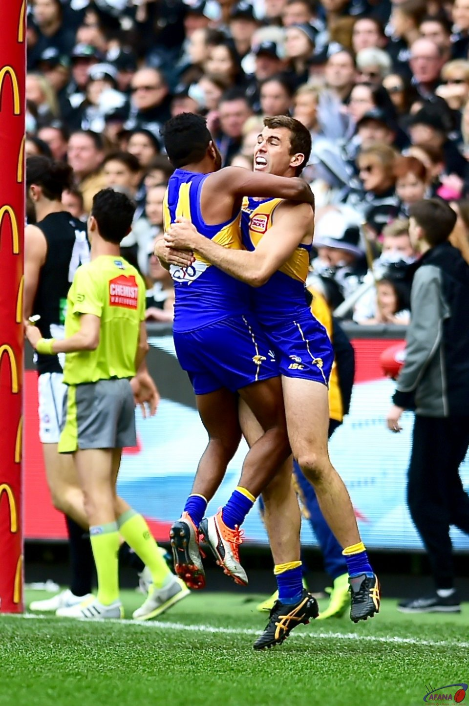 Cripps and Rioli