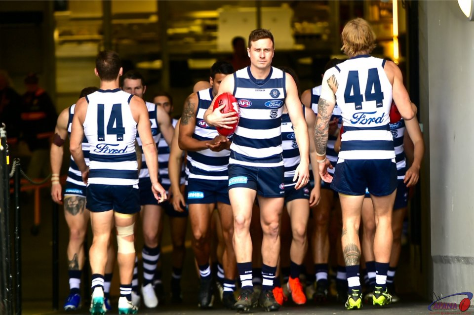 Geelong 160th
